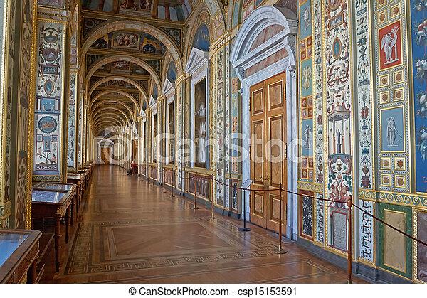 Hermitage Museum - csp15153591