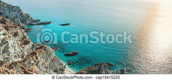 Hermosa costa - csp15415225
