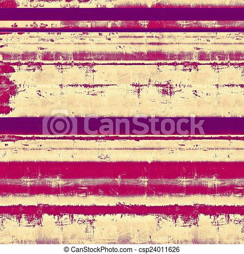 Hermoso fondo vintage. Con diferentes colores: amarillo, púrpura, rosa, rojo - csp24011626