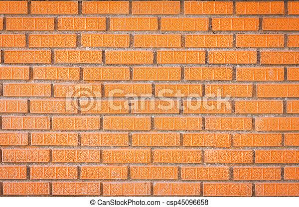 Hermoso pared textura ladrillos plano de fondo ladrillo rojo