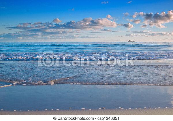 Hermosa playa - csp1340351