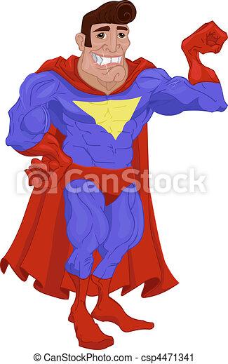 hero illustration - csp4471341