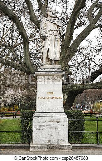 Herzog Leopold der Glorreiche - csp26487683