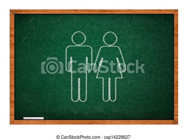 Heterosexual pair - csp14228627