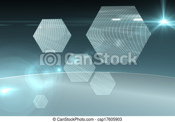 Hexagon interface - csp17605903