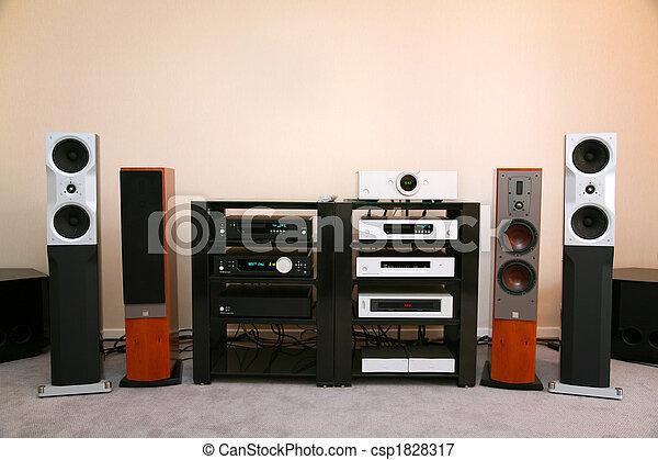 hi-fi music 2 - csp1828317