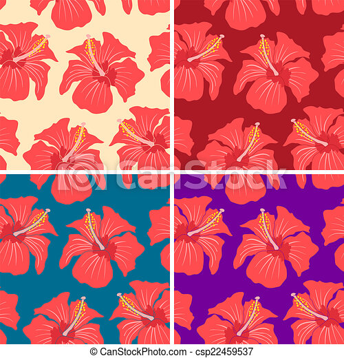 hibiscus - csp22459537