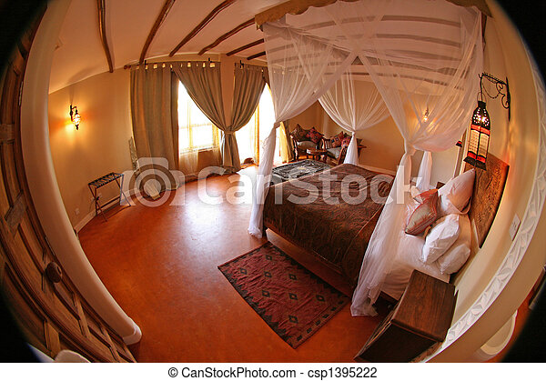 High Class Resort in Africa - csp1395222