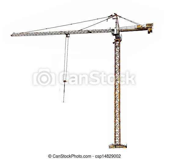 high crane - csp14829002