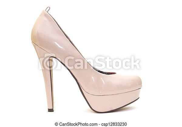 c934855af20 High Heels with inner platform sole