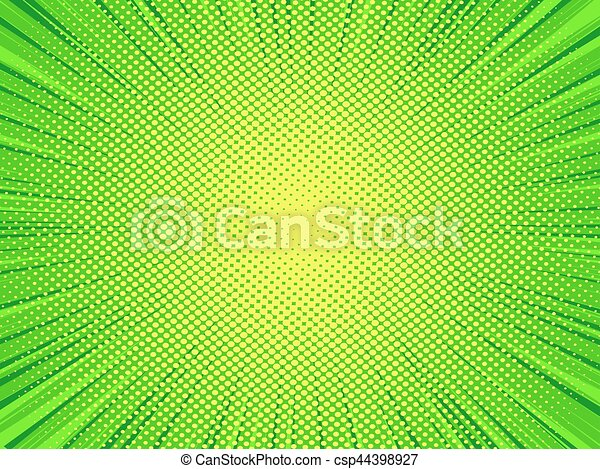 High Quality Comic Book Style Background Halftone Print Texture