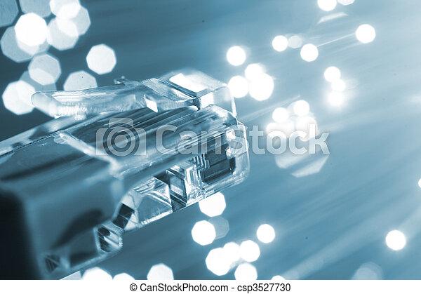 high-tech, technologie, achtergrond - csp3527730