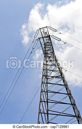 high voltage - csp7129961