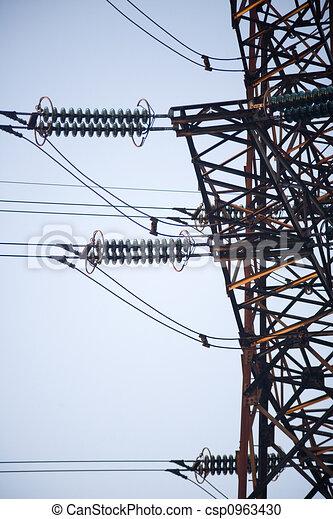 high voltage - csp0963430