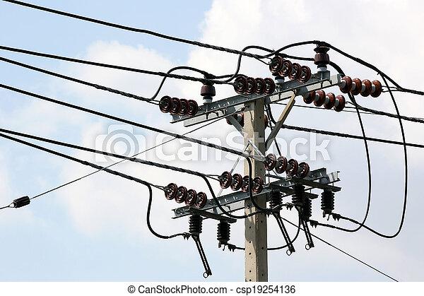 high voltage equipment - csp19254136