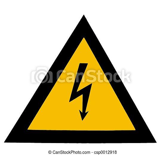 High voltage - csp0012918