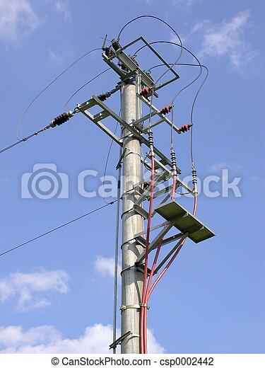 High voltage - csp0002442