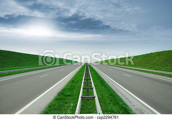 Highway - csp2294761