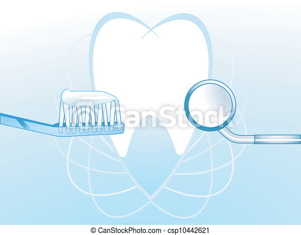Higiene dental - csp10442621