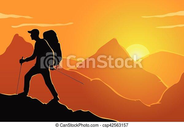 Free Png Computer Icons Walking Hiking Symbol - Walking Man Icon Png Clipart  (#4215017) - PinClipart