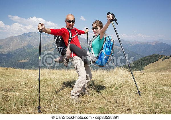 hiking - csp33538391