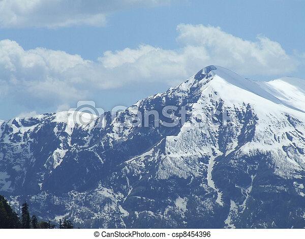 Himalayan snow peak-II - csp8454396