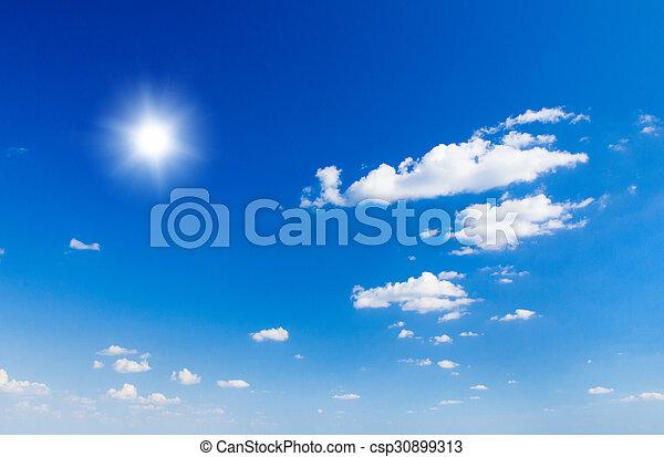 himmelsgewölbe - csp30899313