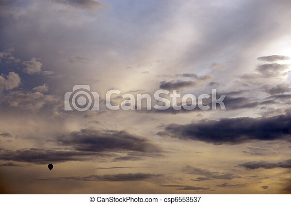 himmelsgewölbe - csp6553537