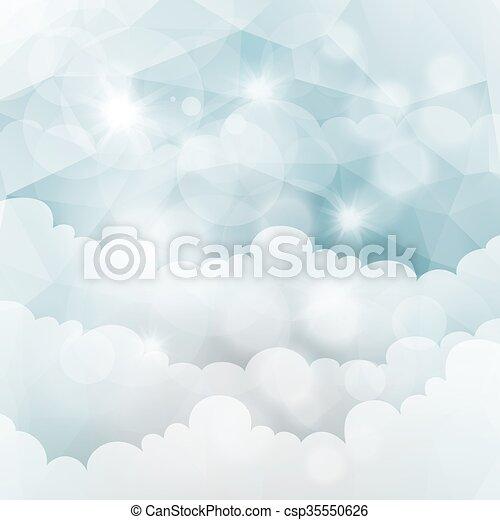 Sky - csp35550626