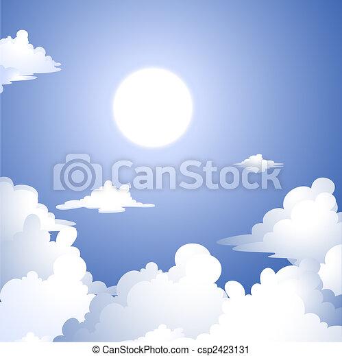 himmelsgewölbe - csp2423131