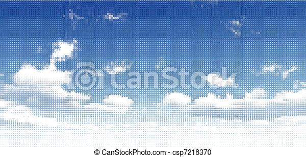 Sky - csp7218370
