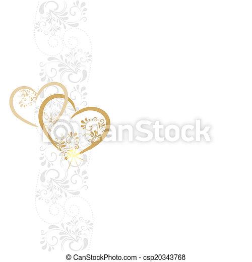 Hintergrund aus Ornamenten - csp20343768