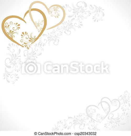 Hintergrund aus Ornamenten - csp20343032