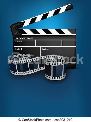 hintergrund, sinema - csp9031219