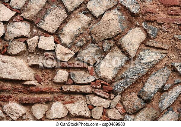Rocks Hintergrund - csp0489980