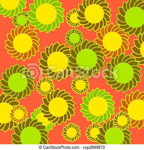 Hippie background with flowers hippie csp2899872 voltagebd Choice Image