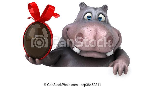 Hippo - csp36462311