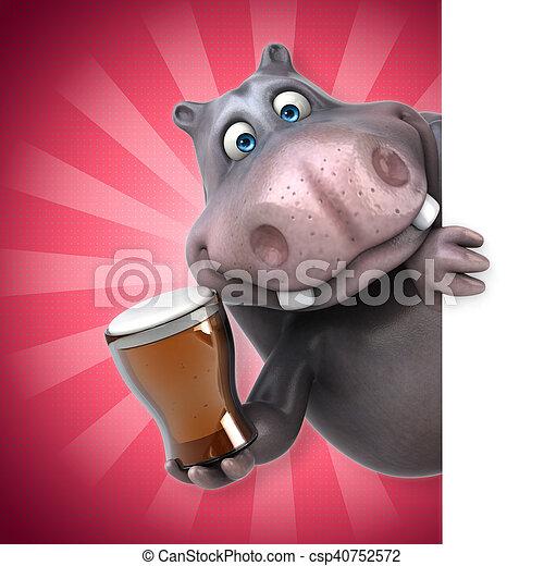Hippo - csp40752572