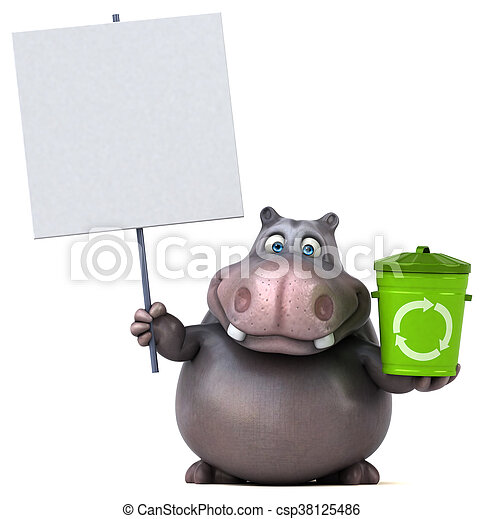 Hippo - csp38125486