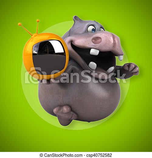 Hippo - csp40752582