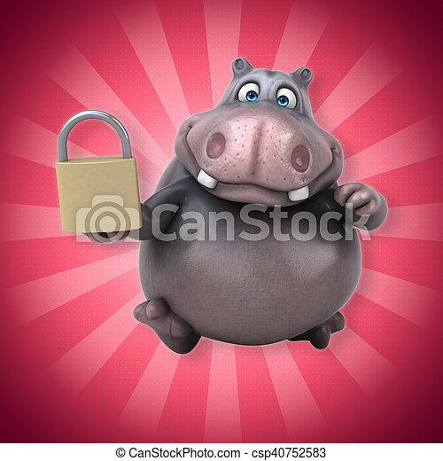 Hippo - csp40752583