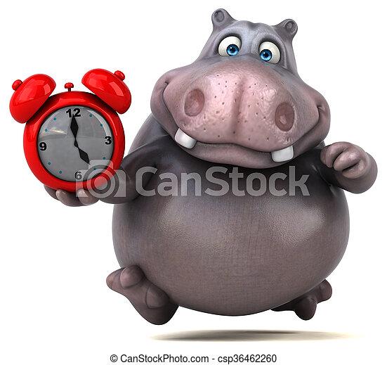 Hippo - csp36462260