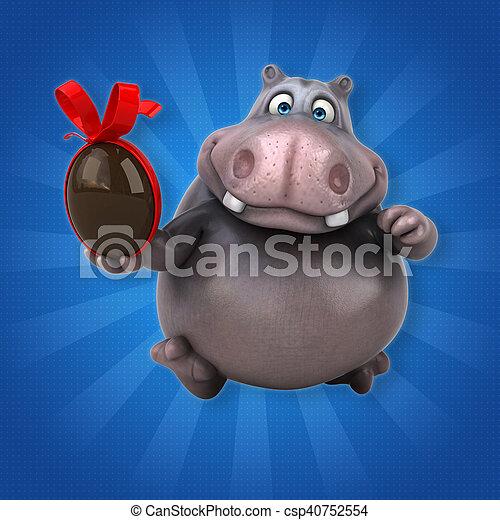 Hippo - csp40752554