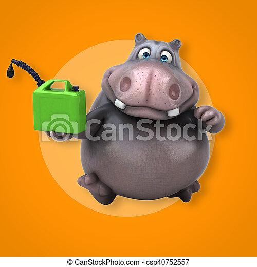 Hippo - csp40752557