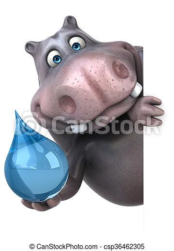 Hippo - csp36462305