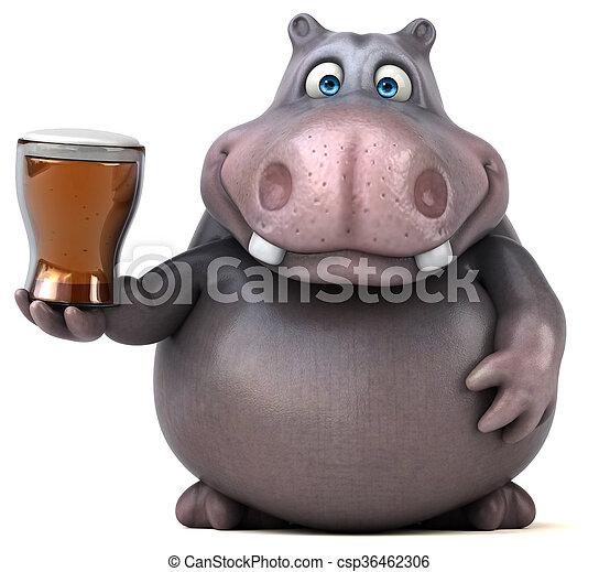 Hippo - csp36462306