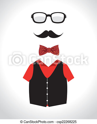hipster, conception - csp22268225