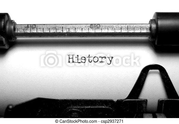 historia - csp2937271