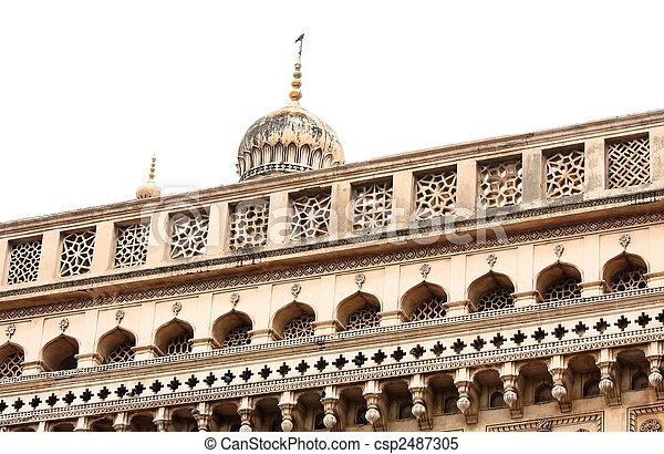 Historic Architecture - csp2487305