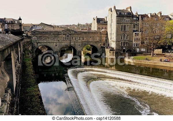 Historic Bath - csp14120588
